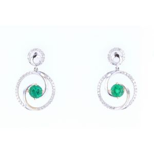 Miro Gemstone Earrings  255-E1111725