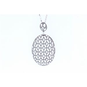 Miro Diamond Necklace  23-02089