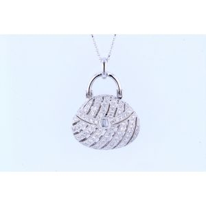 Miro Diamond Pendant  P6930GB8504
