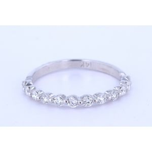 Stackable Diamond Wedding Ring  250-2039