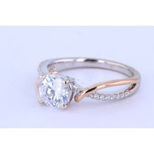 Miro Pave Engagement Ring  250-R1069