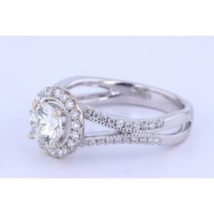 Miro Vintage Engagement Ring  278-RE208