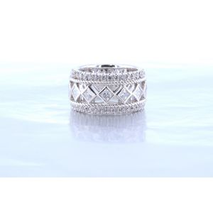 Gabriel New York Stackable Diamond Wedding Ring  AN12422
