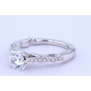 Supreme Channel-Set Diamond Engagement Ring  158243