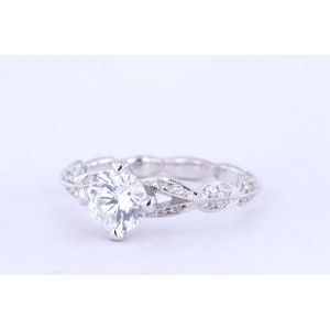 Supreme Vintage Engagement Ring  329-158915