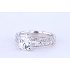 Supreme Vintage Engagement Ring  329-158967