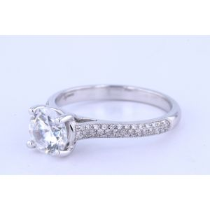 Supreme Vintage Engagement Ring  329-30434