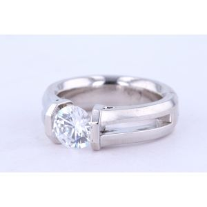 Danhov Tension Engagement Ring  331-V110