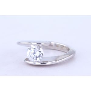 Danhov Tension Engagement Ring  331-V119