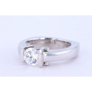 Danhov Tension Engagement Ring  331-V126