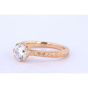 Danhov Vintage Engagement Ring  331-CL167