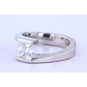 Danhov Tension Engagement Ring  331-V123