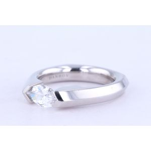 Danhov Tension Engagement Ring  331-V133-MQEW