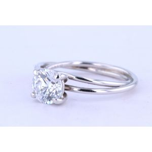 Danhov Solitaire  Engagement Ring  ZE100