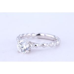 Siera Channel-Set Engagement Ring  38-R37025