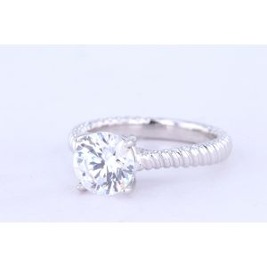 Siera Pave Engagement Ring  38-R37842