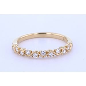 Stackable Diamond Wedding Ring  UR2149-2