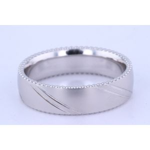 Verragio Mens Wedding Band  6N05