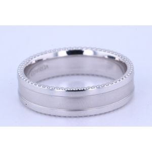 Verragio Mens Wedding Band  6N13