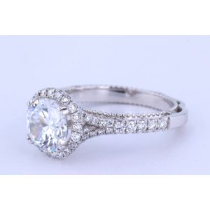 Verragio Venetian Halo Engagement Ring  5057R