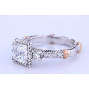 Verragio Parisian Halo Engagement Ring  122P