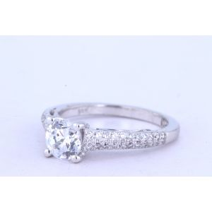 Verragio Couture Solitaire Engagement Ring  0394