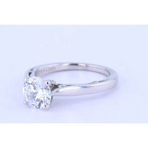 Verragio Couture Solitaire Engagement Ring  0409R