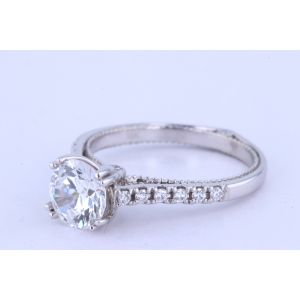 Verragio Couture Solitaire Engagement Ring  0413R