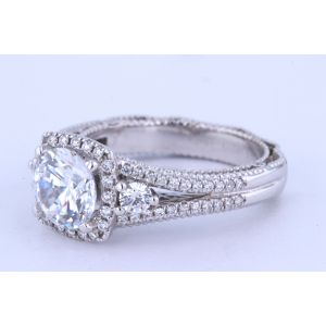 Verragio Couture Halo Engagement Ring  0420R