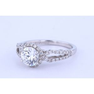 Verragio Insignia Halo Engagement Ring  7042R