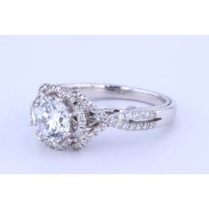 Verragio Insignia Halo Engagement Ring  7087R
