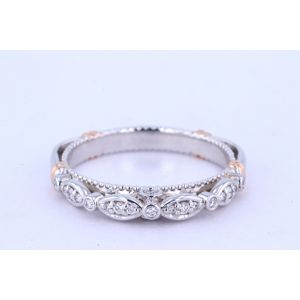 Verragio Parisian Wedding Band  100W