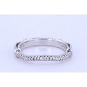 Verragio Parisian Wedding Band  117W