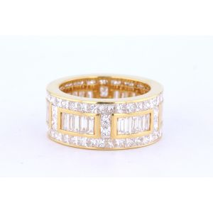 Eternity Diamond Wedding Ring  F0001
