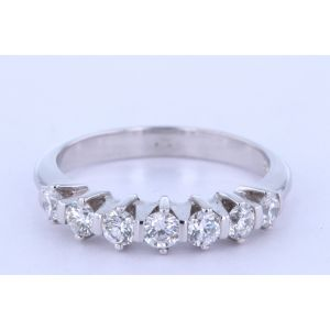 Anniversary Diamond Wedding Ring  RRA010500017