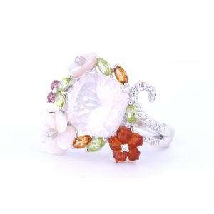 Assorted Gemstone Ring  RRF010700951