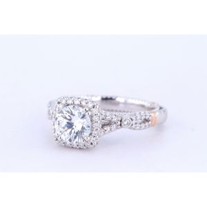 Verragio Parisian Halo Engagement Ring  109CU