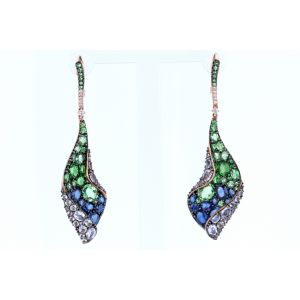 Miro Diamond Earrings  206-2978