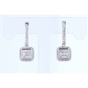 Miro Diamond Earrings ER1550