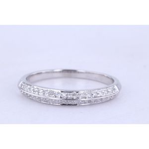 Pave Diamond Wedding Ring  VS-RBDB2521-2